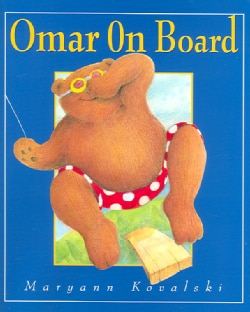 Omar on Board (Hardcover)