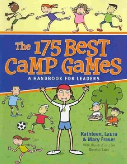 The 175 Best Camp Games: A Handbook for Leaders (Paperback)