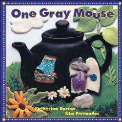 One Gray Mouse (Paperback)