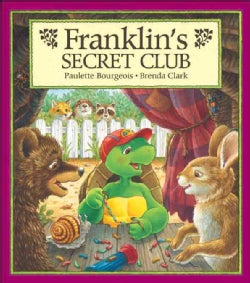 Franklin's Secret Club (Hardcover)
