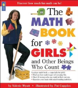 Math Book for Girls: And Other Beings Who Count (Paperback)