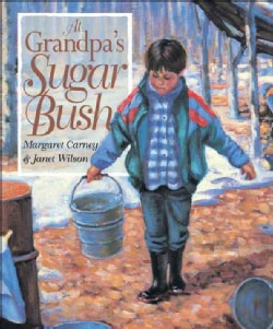 At Grandpa's Sugar Bush (Paperback)