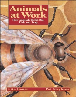 Animals at Work: How Animals Build, Dig, Fish and Trap (Paperback)