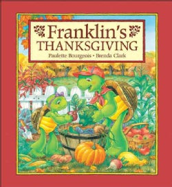 Franklin's Thanksgiving (Hardcover)