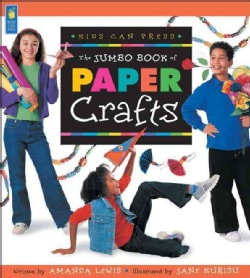 The Jumbo Book of Paper Crafts (Paperback)