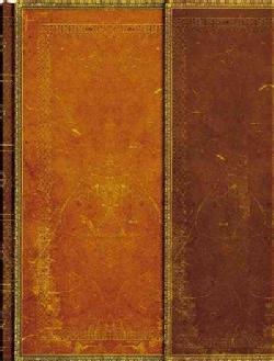 Handtooled Ultra Lined Journal (Notebook / blank book)