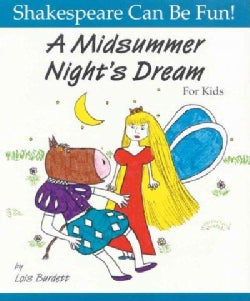 A Midsummer Night's Dream: For Kids (Paperback)
