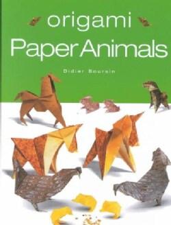 Origami Paper Animals (Paperback)