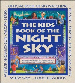 The Kids Book of the Night Sky (Paperback)