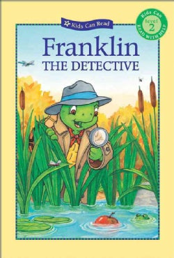 Franklin the Detective (Hardcover)