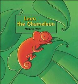 Leon the Chameleon (Paperback)