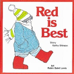 Red Is Best (Paperback)