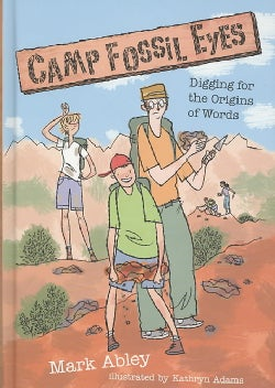 Camp Fossil Eyes (Hardcover)