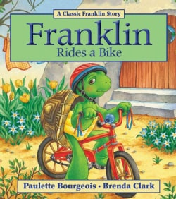Franklin Rides a Bike (Paperback)