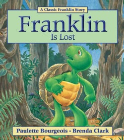 Franklin Is Lost (Paperback)