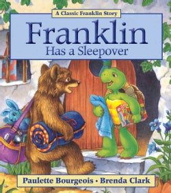 Franklin Has a Sleepover (Paperback)