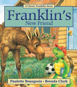 Franklin's New Friend (Paperback)