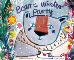 Bear's Winter Party (Hardcover)