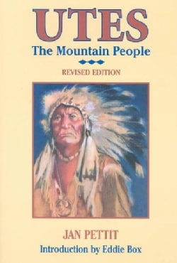 Utes: The Mountain People (Paperback)