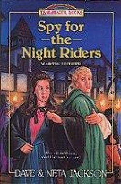 Spy for the Night Riders: Martin Luther (Paperback)