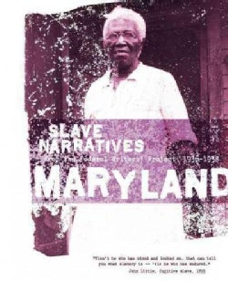 Maryland Slave Narratives (Paperback)