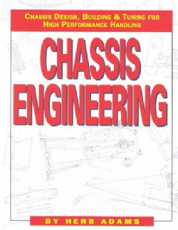 Chassis Engineering/Chassis Design, Building & Tuning for High Performance Handling (Paperback)