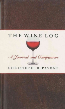 The Wine Log: A Journal and Companion (Hardcover)