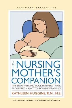 The Nursing Mother's Companion: The Breastfeeding Book Mothers Trust, from Pregnancy Through Weaning (Paperback)