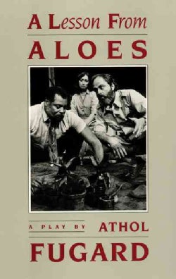 A Lesson from Aloes (Paperback)