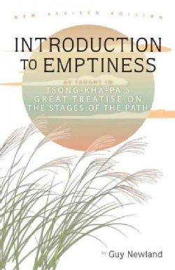 Introduction to Emptiness: As Taught in Tsong-Kha-Pa's Great Treatise on the Stages of the Path (Paperback)