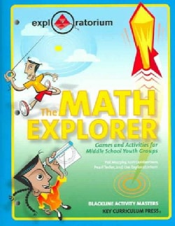 Math Explorer: Games And Activities For Middle School Youth Groups (Paperback)