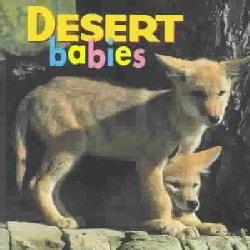Desert Babies (Board book)