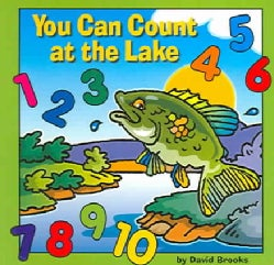 You Can Count At The Lake (Board book)
