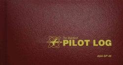 The Standard Pilot Log SP-40 (Hardcover)