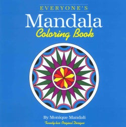 Everyone's Mandala Coloring Book (Paperback)