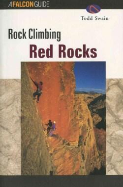 Rock Climbing Red Rocks (Paperback)