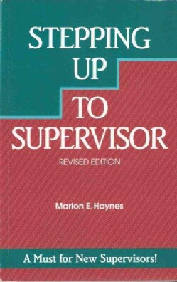 Stepping Up to Supervisor (Paperback)