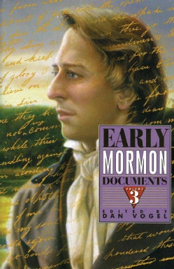 Early Mormon Documents (Hardcover)