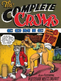 Complete Crumb: Death of Fritz the Cat (Paperback)