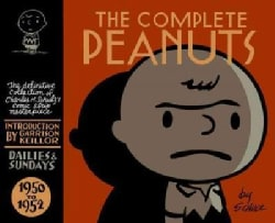 The Complete Peanuts, 1950 to 1952 (Hardcover)