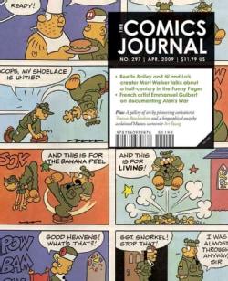 Comics Journal 297 (Paperback)