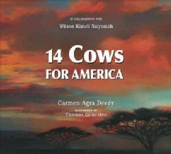 14 Cows for America (Hardcover)