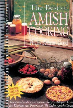 The Best of Amish Cooking (Paperback)