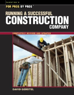 Running a Successful Construction Company (Paperback)
