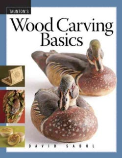 Wood Carving Basics (Paperback)