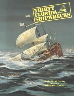 Thirty Florida Shipwrecks (Paperback)
