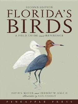 Florida's Birds: A Field Guide And Reference (Paperback)