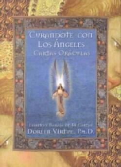 Curandose Con Los Angeles Cartas Oraculas: Book and Cards (Cards)