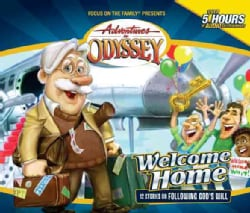 Adventures in Odyssey: Welcome Home (CD-Audio)