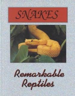 Snakes (Hardcover)